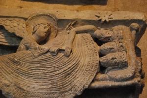 Cathedrale d'Autun - Le Sommeil des Mages